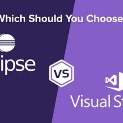 Visual Studio vs Eclipse